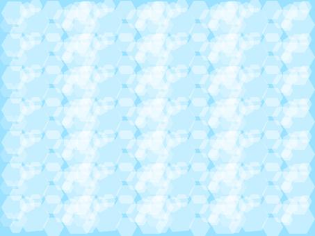 밝은 배경 육각형 16042107