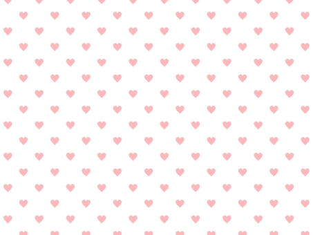 Heart pattern background 010 Pink