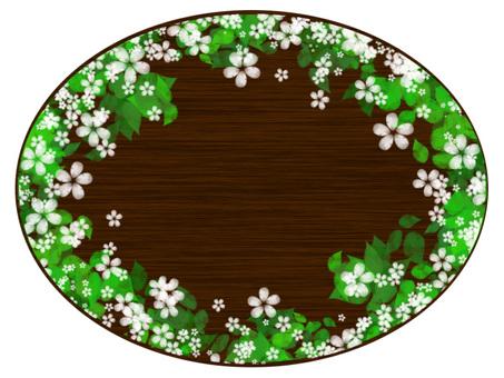 Flower frame ver 10