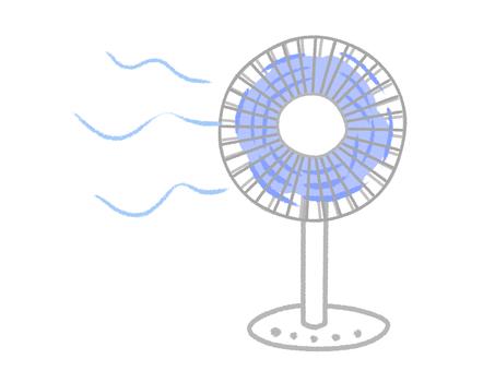 Moving fan