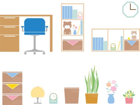 Item furniture (children's room)