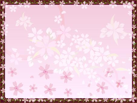Cherry tree -28 - 31 frame