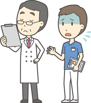 Medical staff harassment-008-whole body