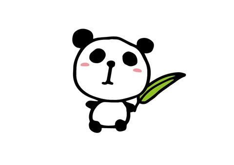 대나무 팬더 1