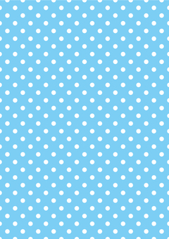 Background _ polka dot _ blue _ 02