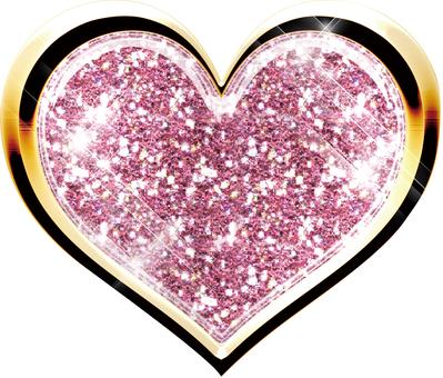 Glittering Heart