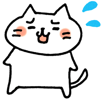Embarrassed cat (part 1)