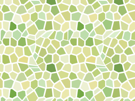 Random tile background (yellow green)