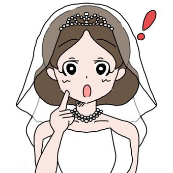 Wedding dress 1 (flash)