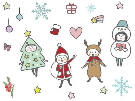 Christmas set ver 14
