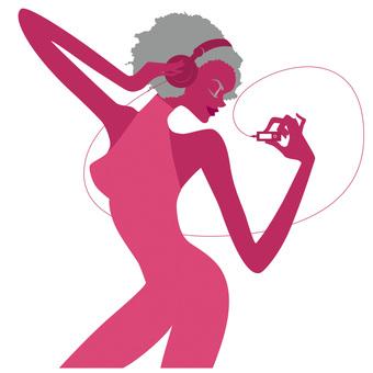 Listening to music Female -2