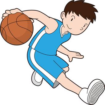 Dribble Basketball 2