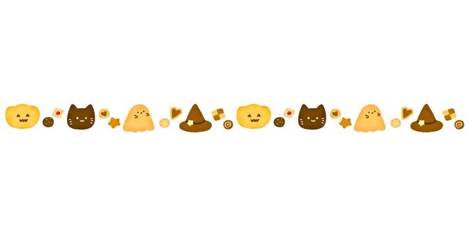 Halloween Cookie Line