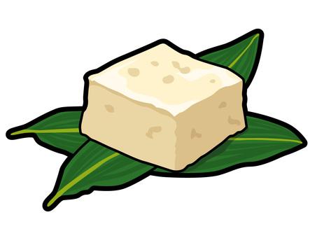 加工食品_大豆製品_豆腐_線あり