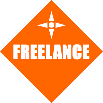 Freelance Orange 2 Design 2