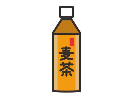 Barley tea PET bottle