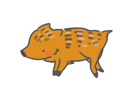 Urabo wild boar