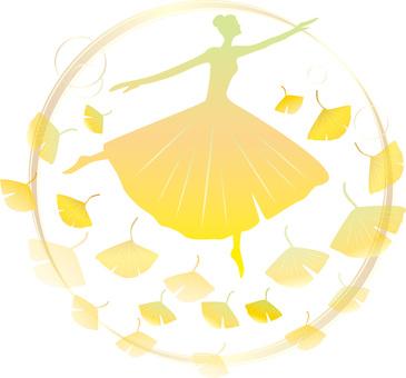 Ginkgo ballerina A