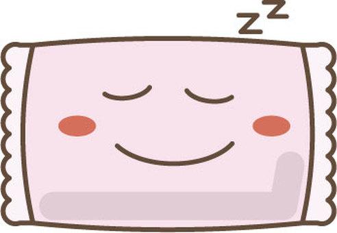 Pillow character 3