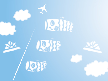 Sky - carp streamer 01