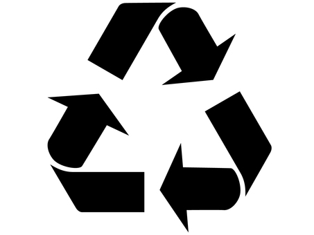 Recycle mark