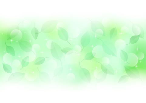 Fresh green shine image background ai10