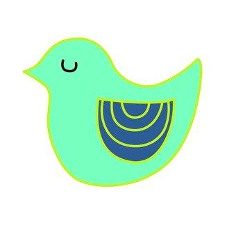 Blue bird 6