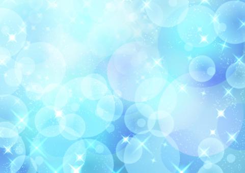 Blue sparkling background