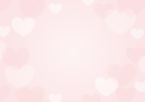 A lot of hearts pink thin
