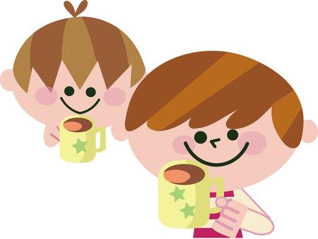 Tea time ♪