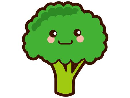 Broccoli illustration