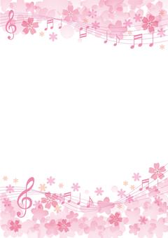 Cherry blossom note 3