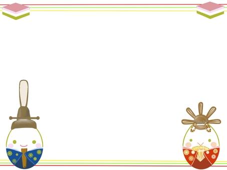 Egg's Hina Doll