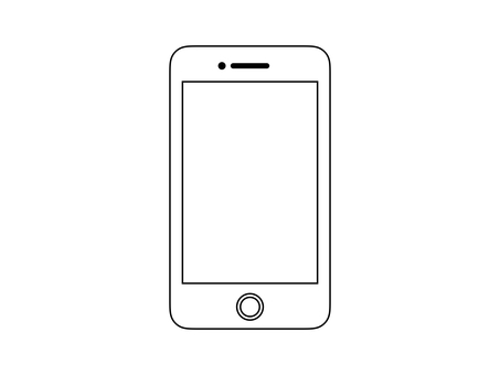 Smartphone smartphone whiteout
