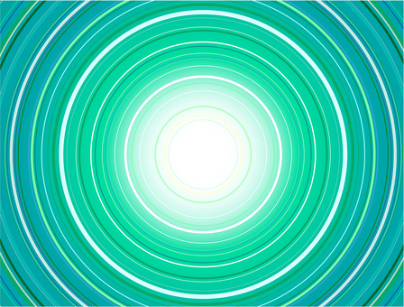 Radial concentric circle 02