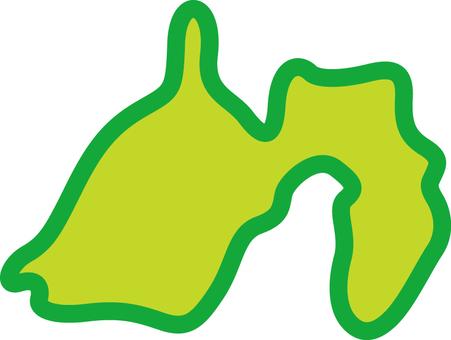 Simple prefecture Shizuoka