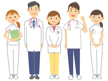 People _ hospital staff _ 2