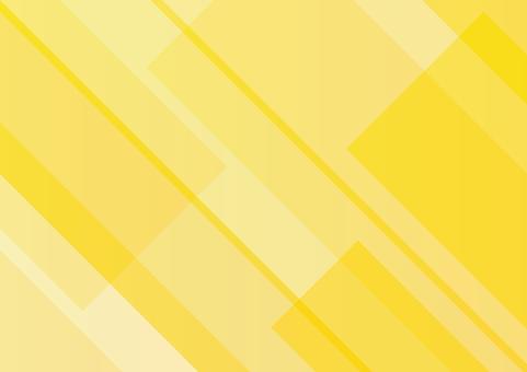 Geometric pattern yellow