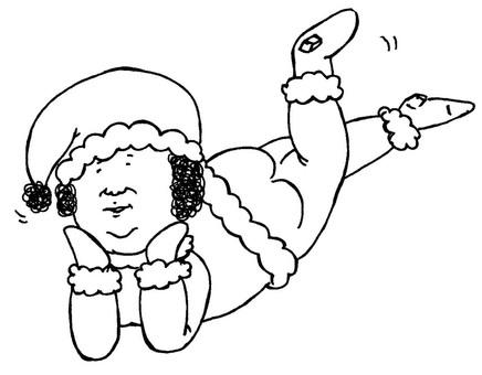 Mature Santa 2