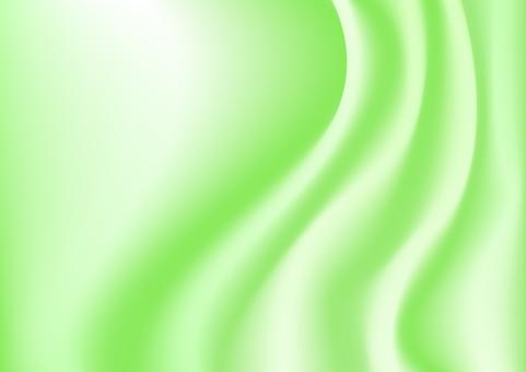 Silk style background 2 (yellow green)
