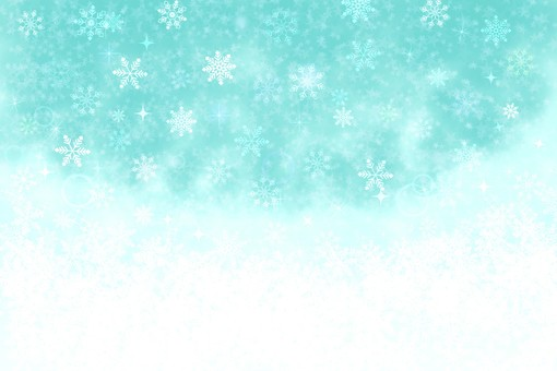 Winter background 3 aqua