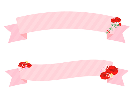 Ribbon of Mother's Day