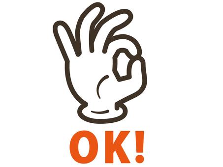 Hand sign 3