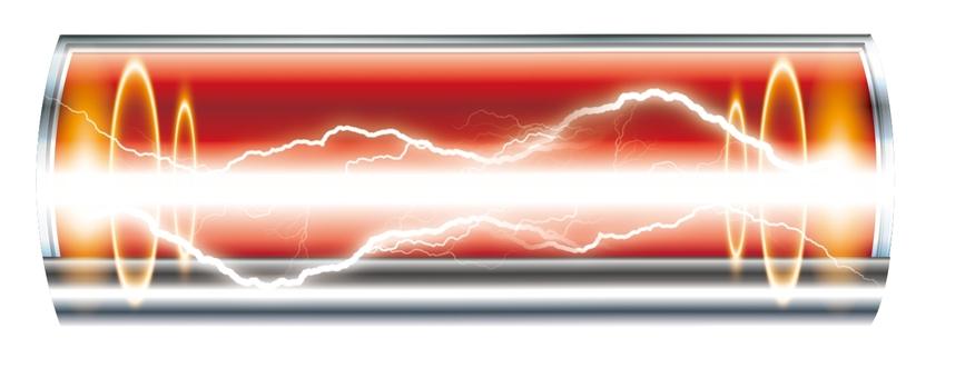 Blitz frame red