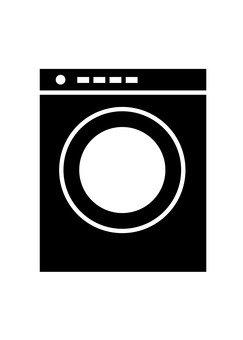 洗衣機(單色)