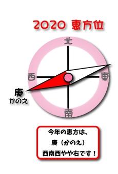 Setsubun 2020 Megumi