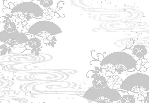 배경 (핸들 2B / 흰색)