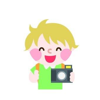 사진 소년