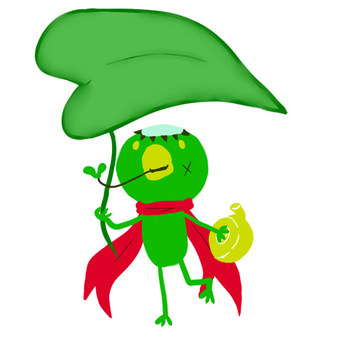 Kappa's whistle 4 Umbrella