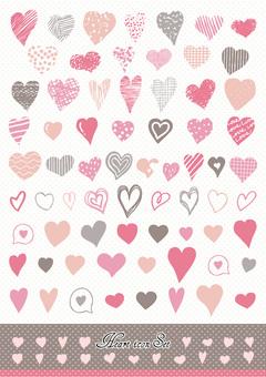 heart icon set1